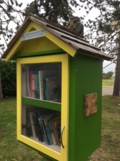 Herrington Park - Little Free Library