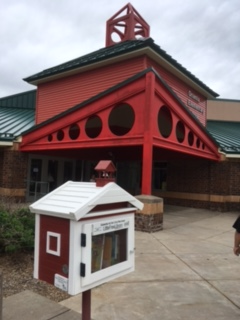 Onamia Elementary School - Little Free Library