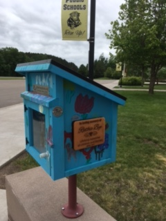 Onamia High School - Little Free Library